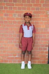 Grade 0 - Winter Uniform